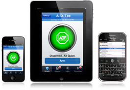 ADT Pulse Home Security Apps